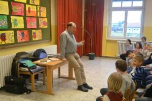 Lesung Erich Weidinger (1)