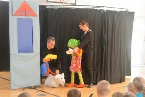 Theater Schneck-Vossi vergisst sich