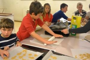 Kekse backen 3. und 4. Schulstufe (11)