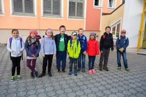 Wandertag 3. und 4. Klasse